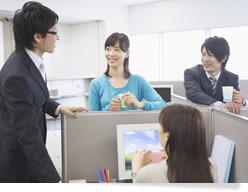 入退室管理導入でPマーク監査対策強化